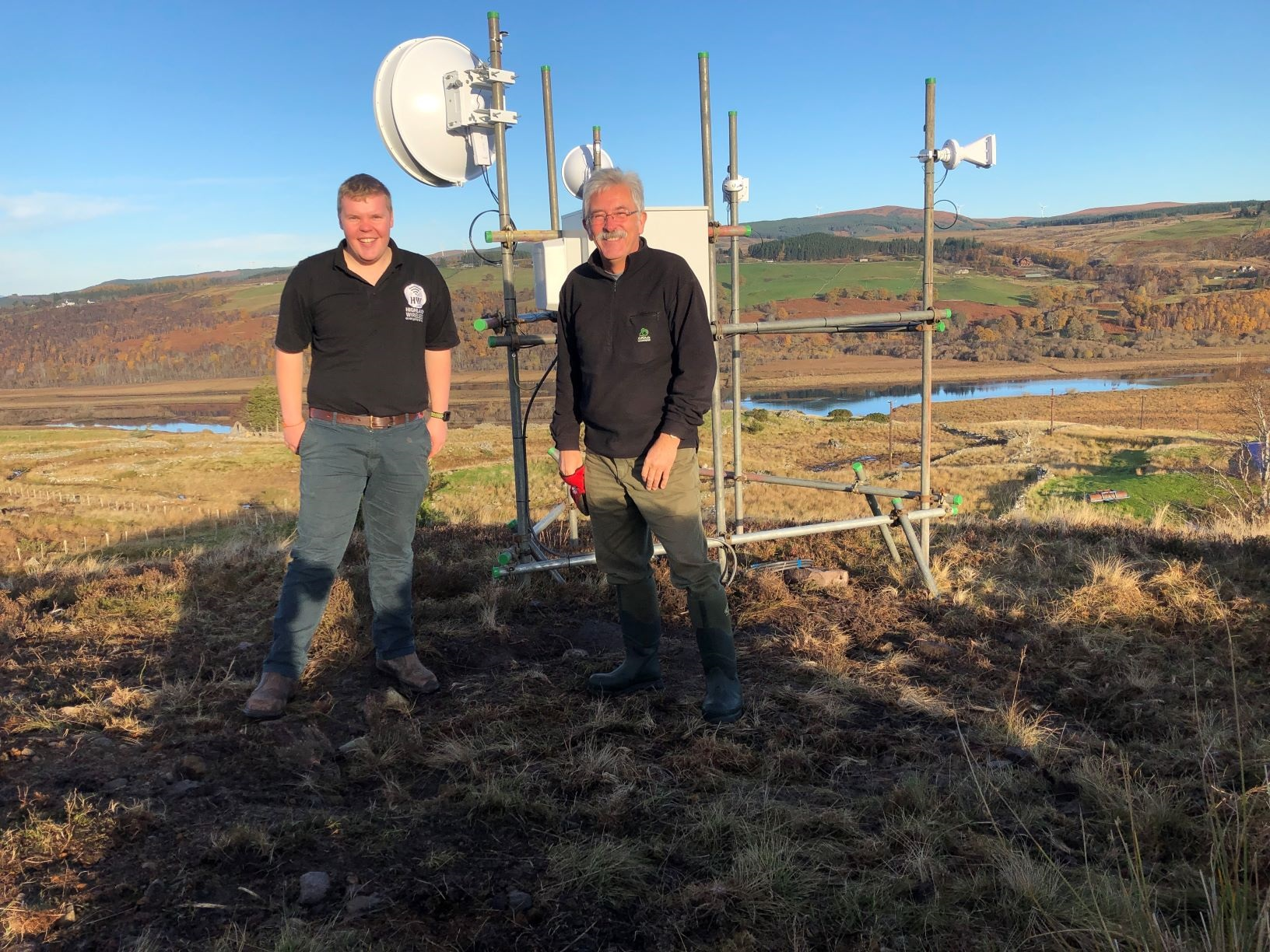 Image of Highland Wireless