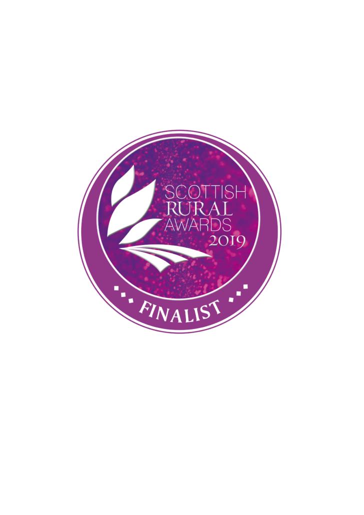 Image of Scottish Rural awards logo