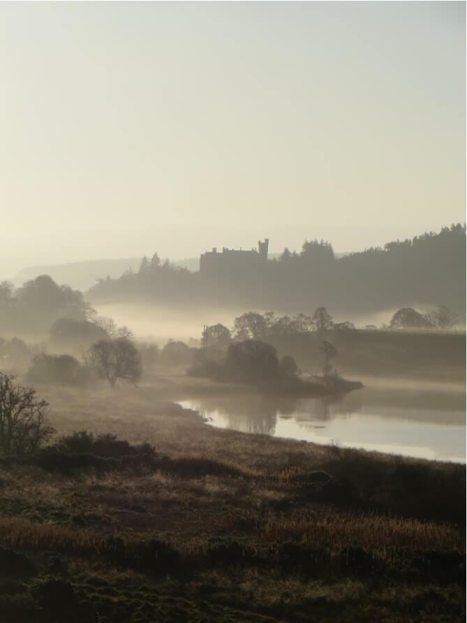 Image of Carbisdale Castle