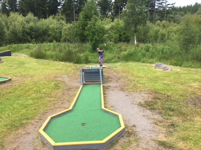 Image of mini golf