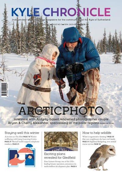 Image of Kyle Chronicle Magazine