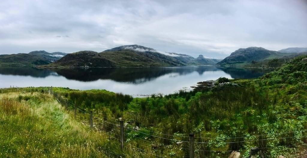 Image of Sutherland Landscape
